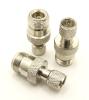 N-female / mini-UHF-male Adapter (P/N: 7608)