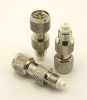 mini-UHF-male / FME-female Adapter (P/N: 7692)