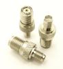mini-UHF-female / SMA-female Adapter (P/N: 7832)