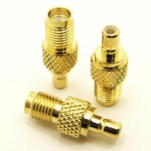 SMA-female / SMB-female Adapter (P/N: 7846)