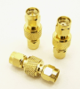 RP-SMA-male / SMA-male Adapter (P/N: 7850)