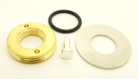 NMO conversion kit. NMO adapter for UHF-Female, SO-239, bulkhead adapters (P/N: 9518)