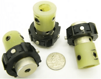 Insulated Shaft Coupling