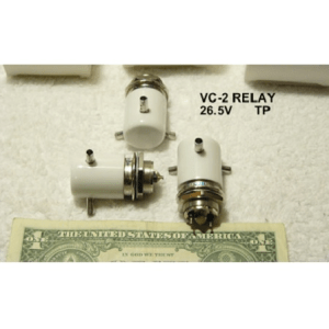15 kV, 17 kV Peak, SPDT, 50 Amps, VC-2 SPDT Ceramic Vacuum Relay - Max-Gain Systems, Inc.