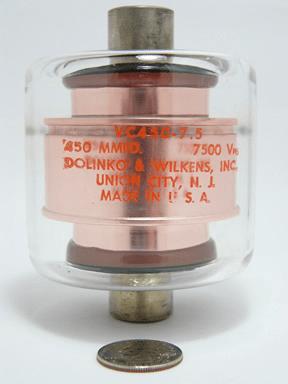 Dolinko & Wilkens VC450-7.5