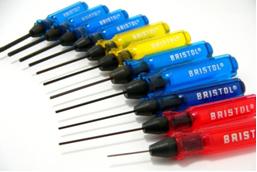 "0.133"", 6-flute Spline tools"