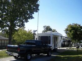 Camping-Antenna