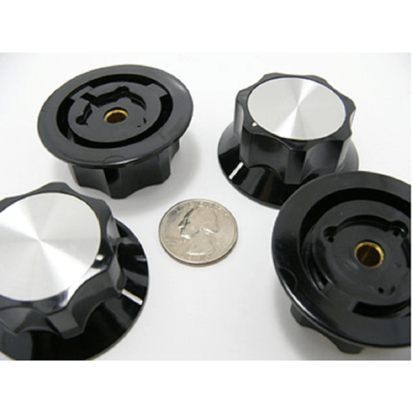 Fluted Original Tuning Knob (WITH white indicator pointer line) MGS-KNOB-01