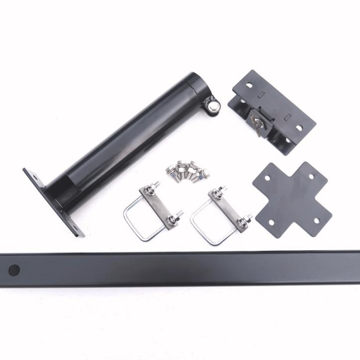 M-H232STDT-K 2 inch Support Tube Tilt 23 inch Hitch Bar