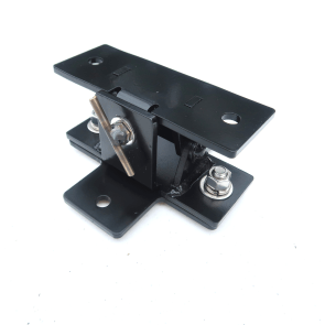 Trailer Hitch Mast Mount Assembley Tilt and Cross fully assembled - Max-Gain Systems, Inc.