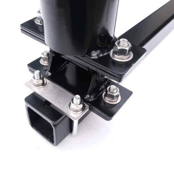 Mast 23 inch Hitch Bar Tilt Mount Assembled