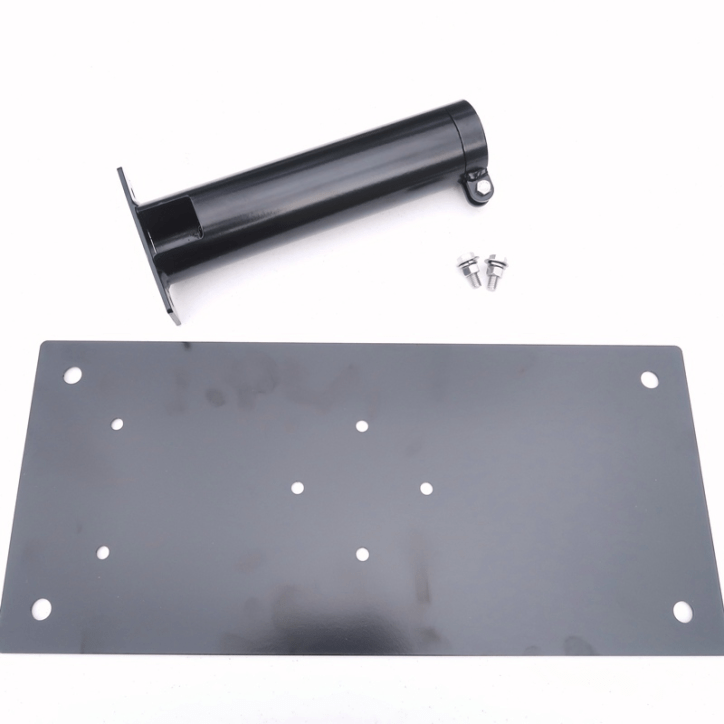 M-D212EXT-K Drive-On Base Plate 2.5 inch Support Tube - Max-Gain Systems, Inc.