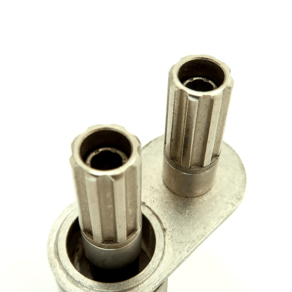 874-Q2 Double Binding Post Connector - Max-Gain Systems, Inc.