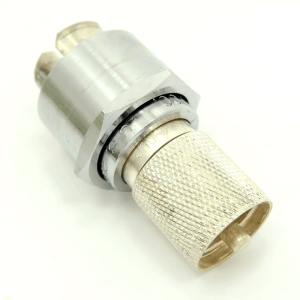 874-QUPL UHF male to GR-874 Adapter Locking - Max-Gain Systems, Inc.