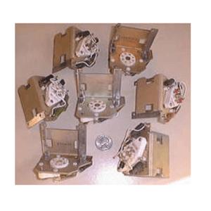 Eimac type SK-660 sockets