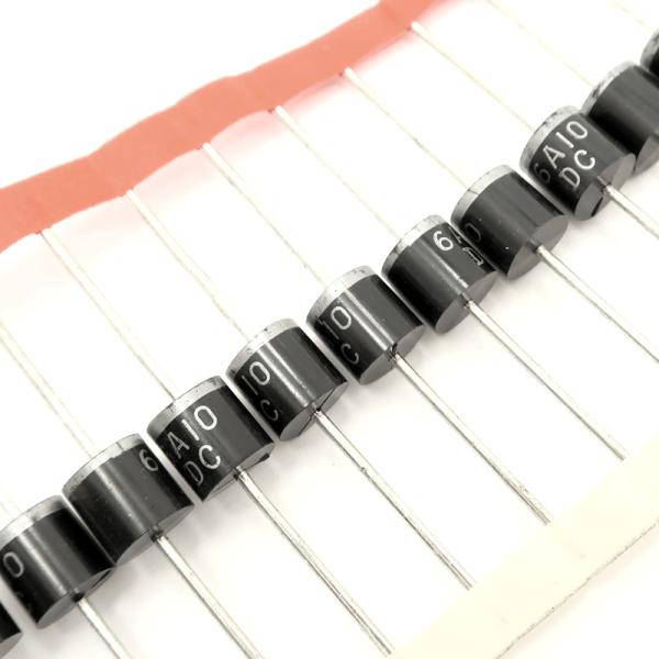 6 Amp 1000 Volt Diode Ribbons