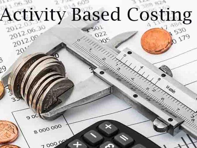 Activity Based Costing adalah