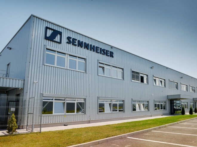 headquarter sennheiser