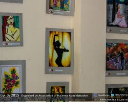 Department of Business Administration chala Ruu 2015 art exhibition (108)