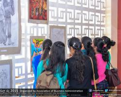 Department of Business Administration chala Ruu 2015 art exhibition (52)