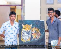 Department of Business Administration chala Ruu 2015 art exhibition (54)