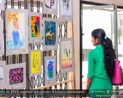Department of Business Administration chala Ruu 2015 art exhibition (71)