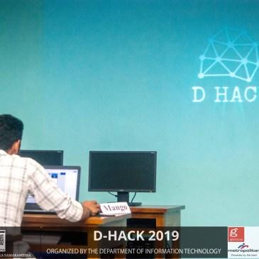 D-Hack 2K19
