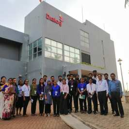 Site visit to the Dialog Axiata 10K Internet Data Center and Dialog TV Media Hub