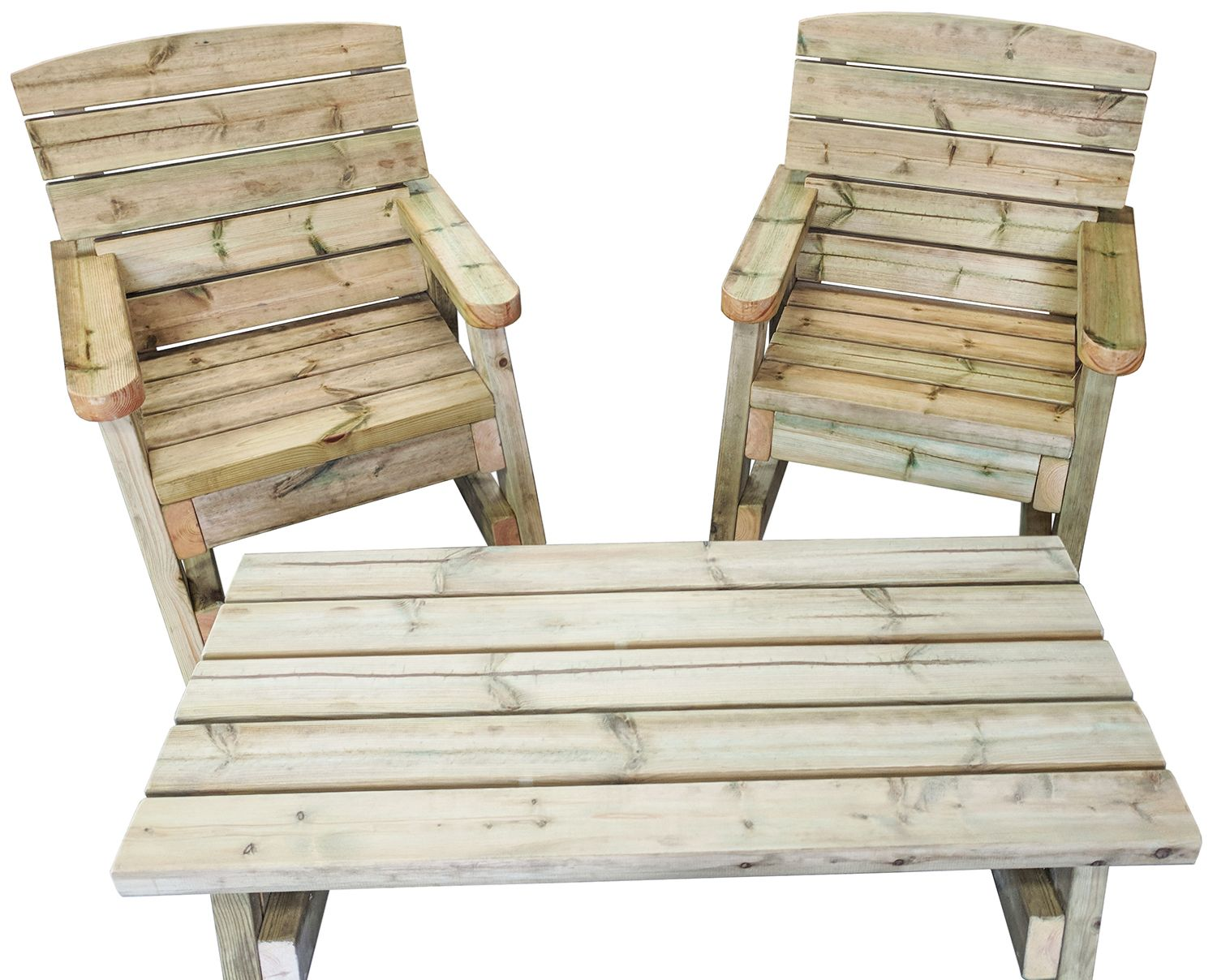 two seater coffee table sets