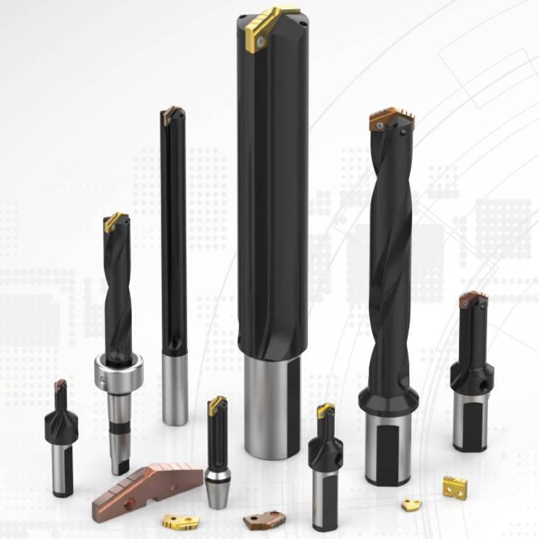 TA Drill, Spade Drill, Inserted Drill, Indexable Drill, AMEC