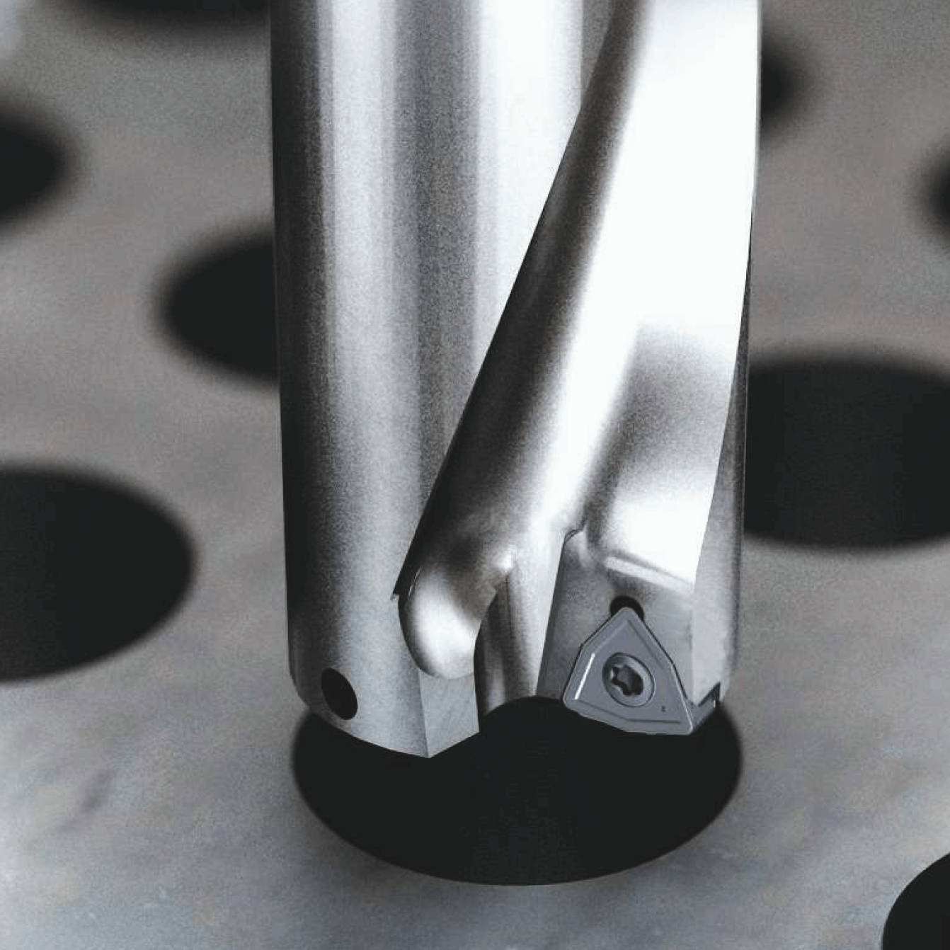 YG1- U-Drill, Indexable Drill, Inserted Drill