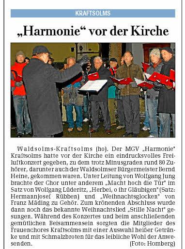 27.12.2009_Harmonie_vor_der_Kirche