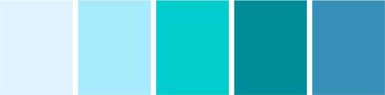 Une Palette Colore Pour Lt MGW