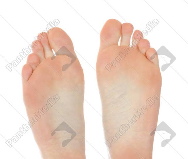 Bare Feet Naked Feet Royalty Free Photo