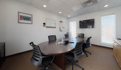 640 3 St SE – Upper Boardroom 3D Model