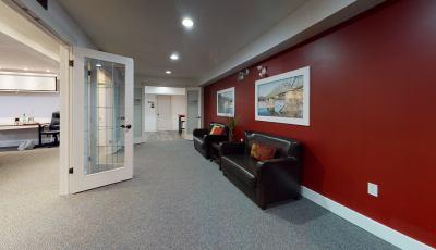 640 3 St SE – Lower Boardroom 3D Model