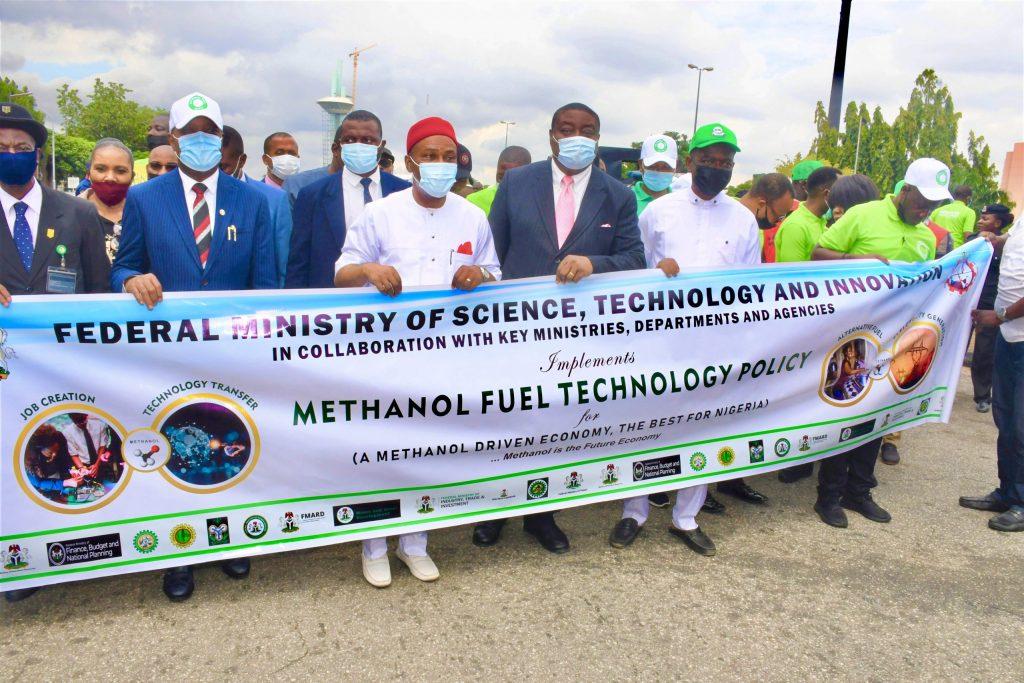 FMSTI SENSITIZE NIGERIANS ON METHANOL FUEL TECHNOLOGY
