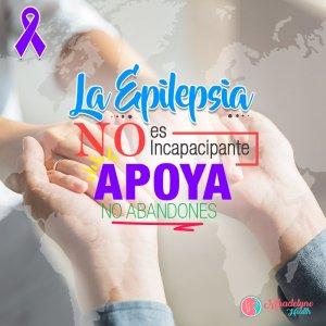 la epilepsia no es incapacitable apoya