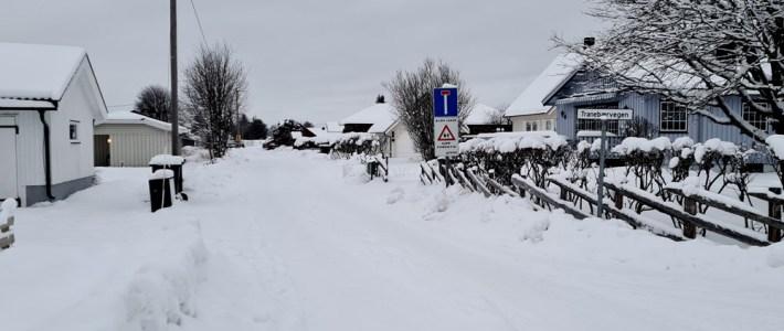 Vinter og fremkommelighet