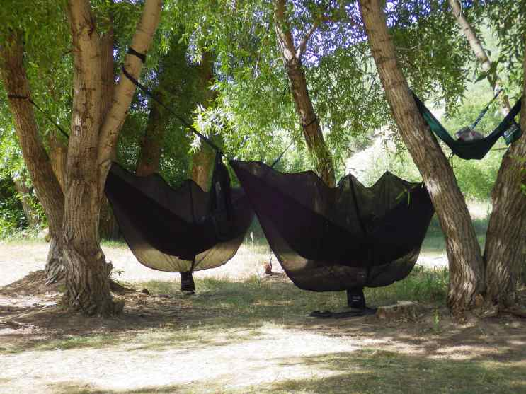 The hang at Spanish Fork Park.