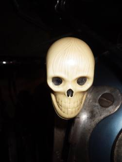Check out that skull!