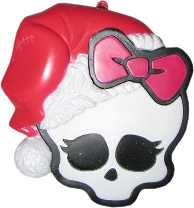 Monster high american greetings skullette ornament mhcollector american greetings skullette ornament m4hsunfo