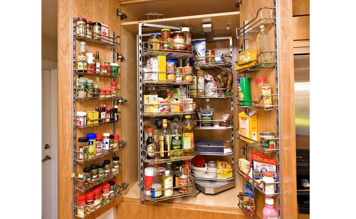 Re-imagining The Kitchen Pantry Cabinet