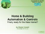 HomeBuildingControl