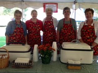 volunteer - support the Mennonite Heritage Center Harleysville