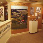 work and hope exhibit, Mennonite Heritage Center