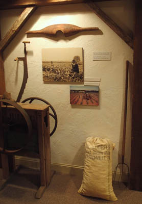 work and hope, exhibit, Mennonite Heritage Center