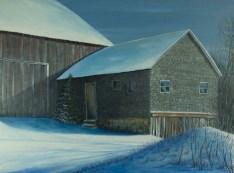 David Page art exhibit, Mennonite Heritage Center