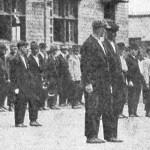 Camp experiences of David H. Gehman, World War I