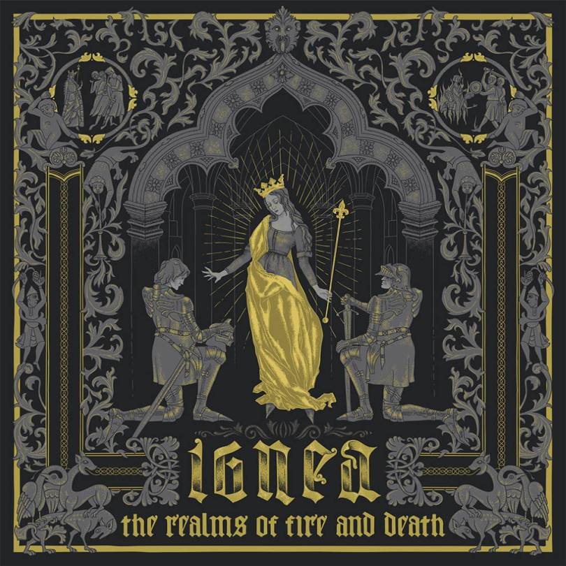 Ignea – The Realms Of Fire And Death